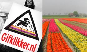 Gifklikker.nl website
