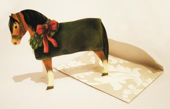 kerstpaardjes