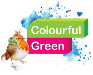 Colourful Green Logo