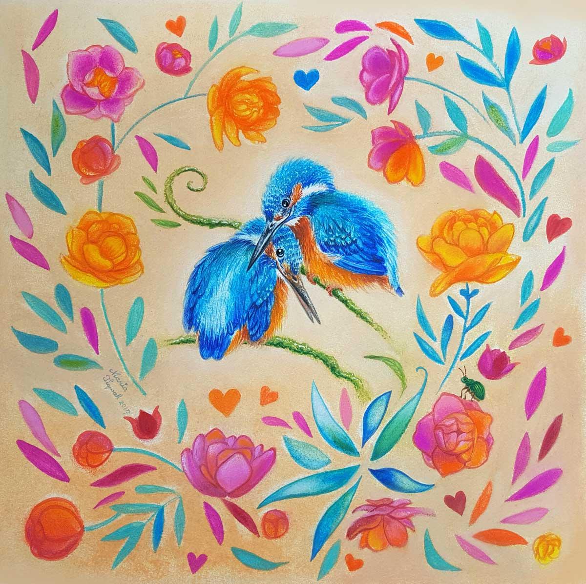 kingsfishers
