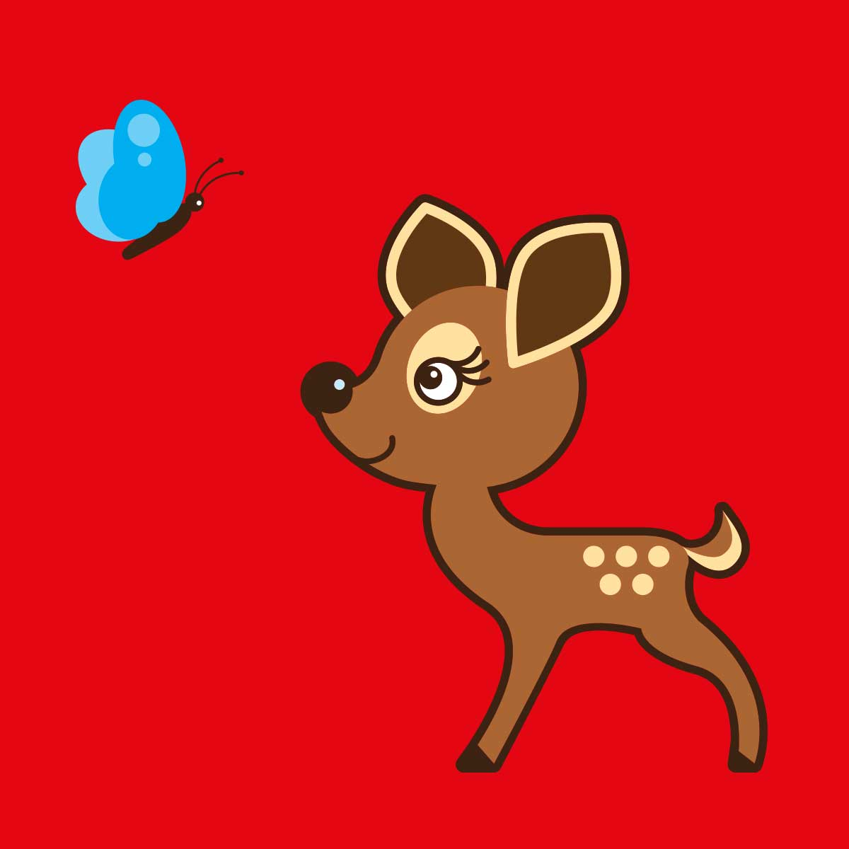 (English) bambi rood